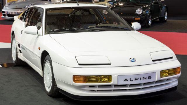 Alpine saapuu takaisin