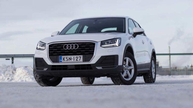 Koeajo: uudella voimalla – Audi Q2 1.4 TFSI S tronic