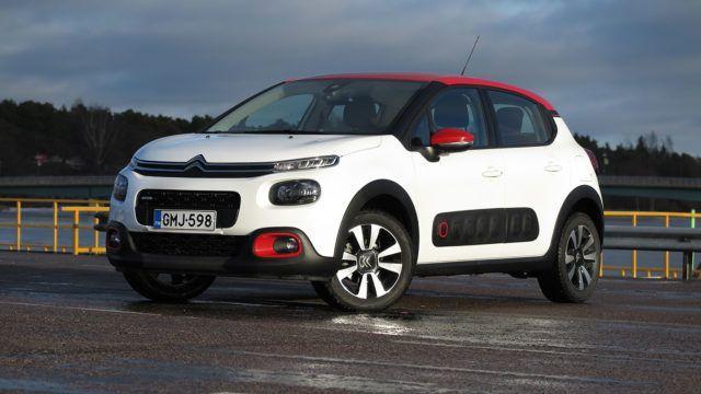 Koeajo: mukavan sympaattinen Citroën C3