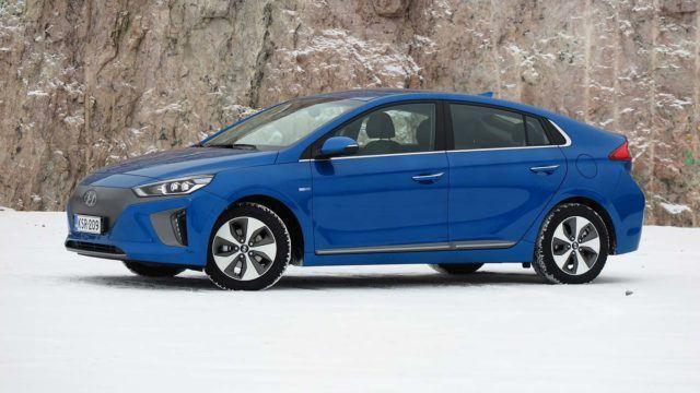 Koeajo: Kilpailu sähköistyy – Hyundai Ioniq Electric Style