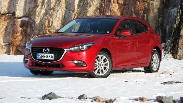 Koeajo: Hienosäädetty – Mazda 3 Premium Plus 1.5 TD