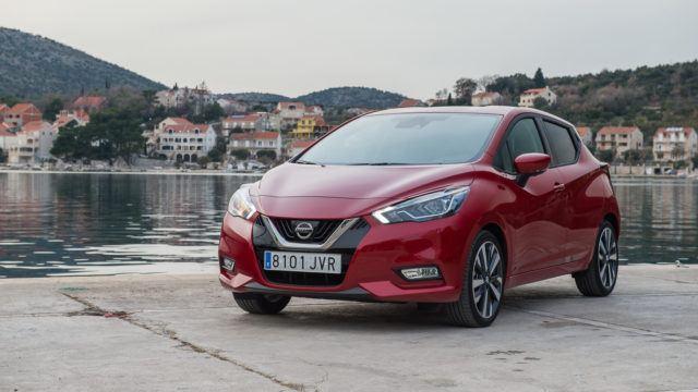 Koeajo: Nissan Micra – vanhan mantereen tapaan