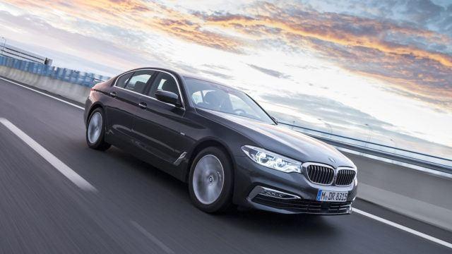 BMW 5-sarjan lyhyt historia G30