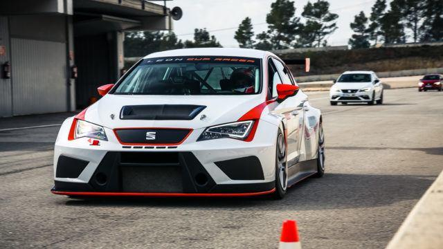 Seat Leon Cupracer