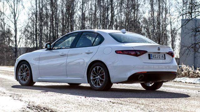 Koeajo: Alfa Romeo Giulia – ajettavaksi tehty!