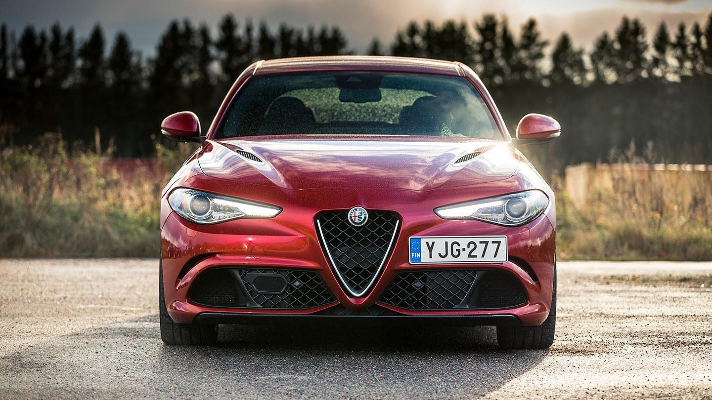 Alfa Romeo Giulia Quadrifoglio >> Koeajo Alfa Romeo Giulia Quadrifoglio Nayttaa Alfalta