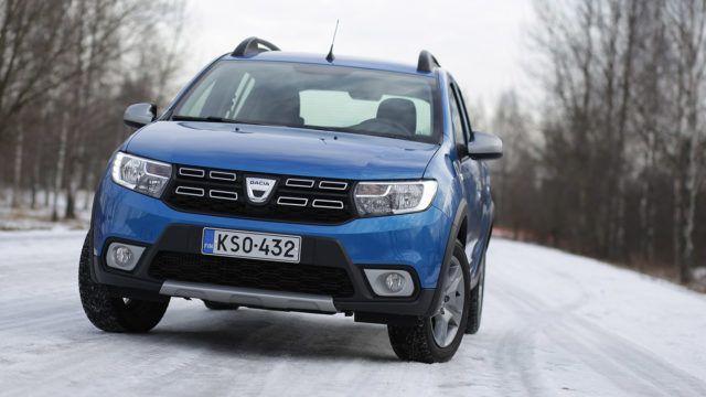 Koeajo: Dacia Sandero Stepway TCe90 Easy-R – ei hinnalla millä hyvänsä