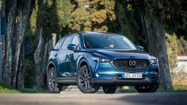 Maistiainen: Mazda CX-5 on katumaasturi, jota on yhä ilo ajaa