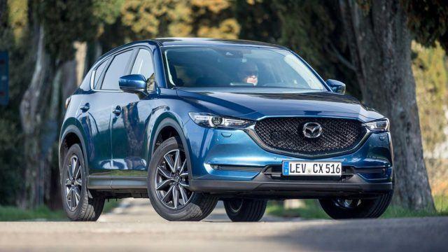 Koeajo: Mazda CX-5 – järkevän ei tarvitse olla tylsä