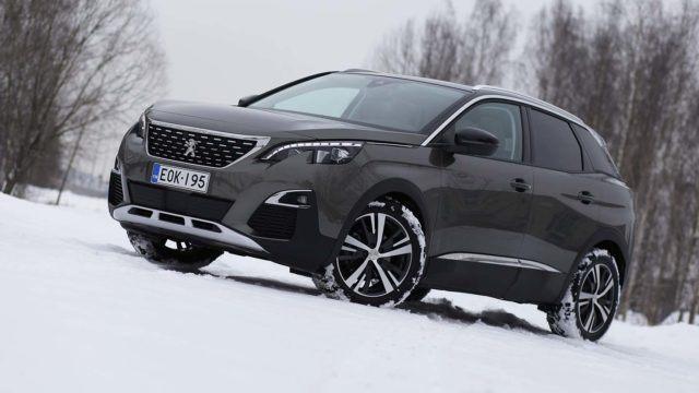 Koeajo: ranskalaisella tyylillä – Peugeot 3008