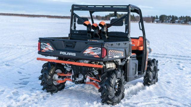 Polaris Ranger XP 900 High Lifter
