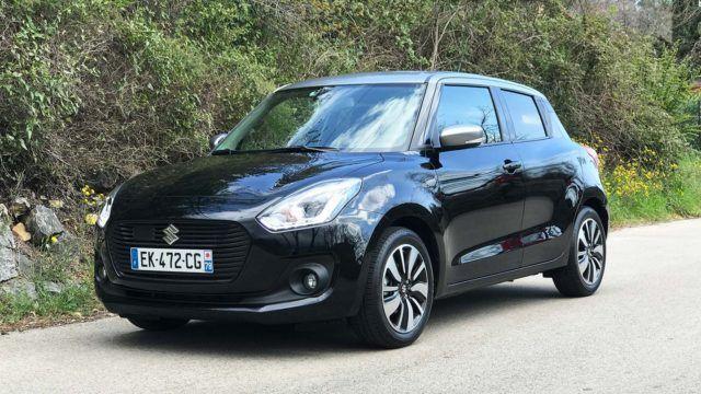 Maistiainen: Suomen halvin nelivetoauto Suzuki Swift 17 000 eurolla