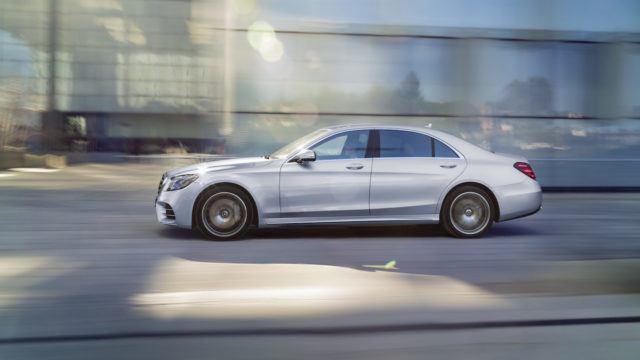 Mercedeksen uudistuva S-sarja