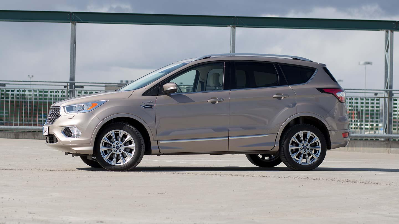 Ford Kuga Vignale >> Koeajo Herkuilla Ryyditetty Ford Kuga Vignale