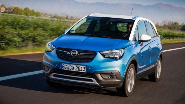 Koeajo: uuden suvun ensimmäinen – Opel Crossland X