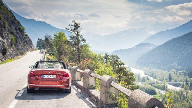 Koeajo: BMW 430i Cabrio Luxury Line – katto pois ja kruisailemaan