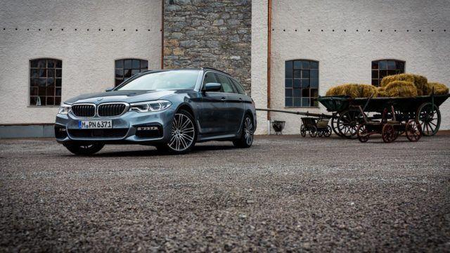 Maistiainen: BMW 5-sarjan Touring – perinteitä ja hienosäätöä