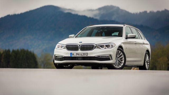 BMW 520d A Touring