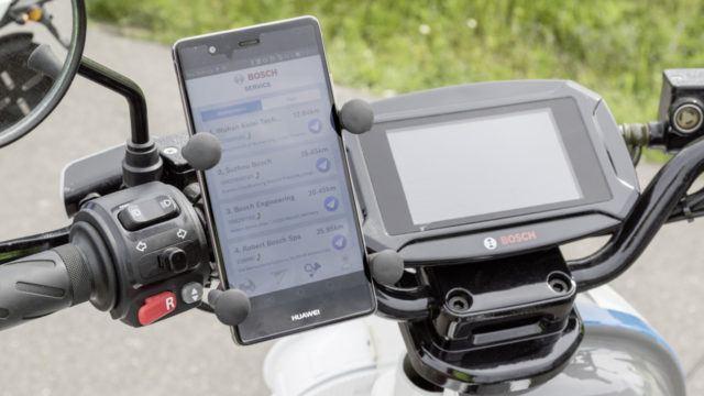 Bosch Bike-to-Vehicle
