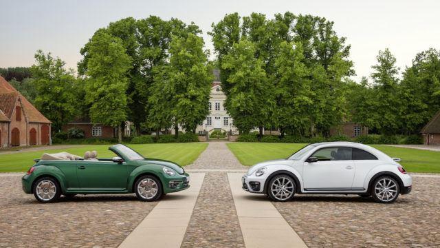 Volkswagen harkitsee: loppuuko Sciroccon ja Beetlen taru?