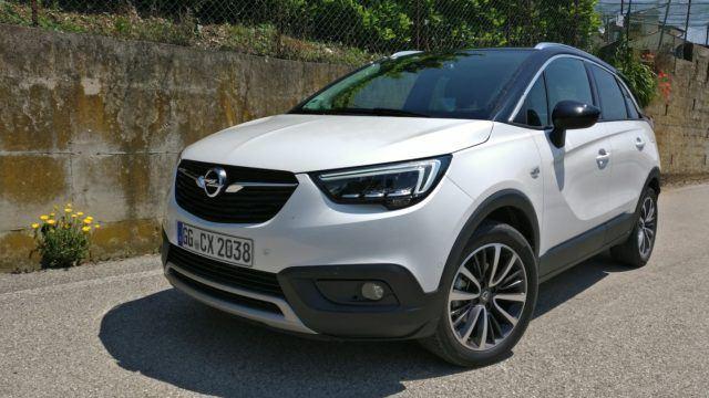 Maistiainen: Opel Crossland X – lupaus tulevasta
