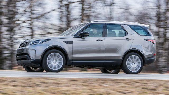 Koeajo: kun kyvyt eivät lopu kesken – Land Rover Discovery 3.0 Td6