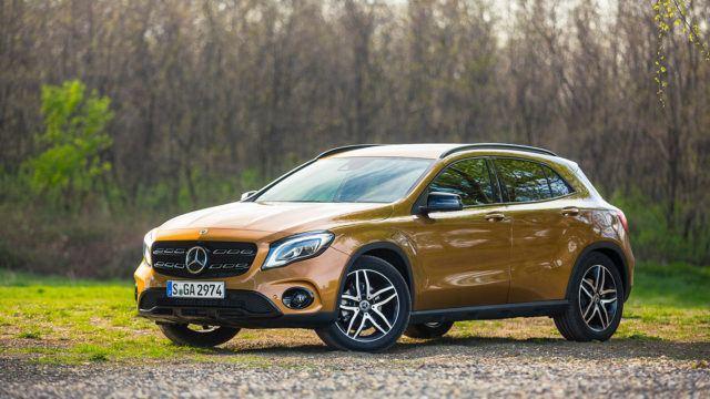 Koeajo: Mercedes-Benz GLA erottuu enemmän edukseen
