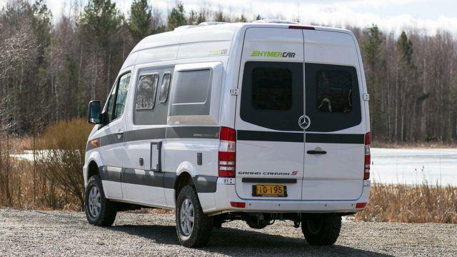 Mercedes-Benz Hymer