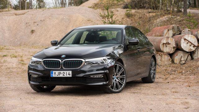 Maistiainen: BMW 530e iPerformance – työmatkat töpselivoimalla