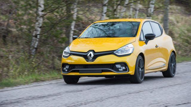 Maistiainen: Pirteä pikkuauto – Renault Clio R.S. TCe 200 EDC
