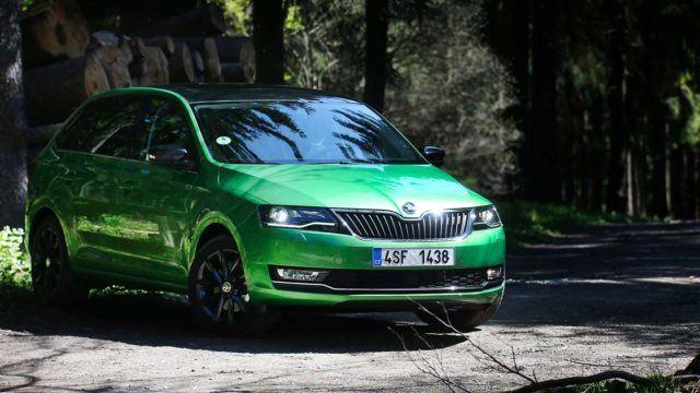 Koeajo: välimallin välipäivitys – Škoda Rapid