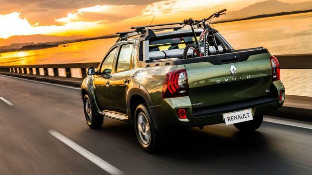 Renault Duster Oroch Dacia Duster avolava