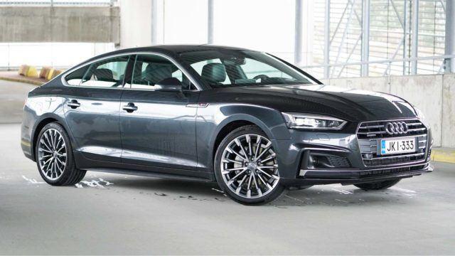 Koeajo: kolme luukkua käytännöllisempi – Audi A5 Sportback