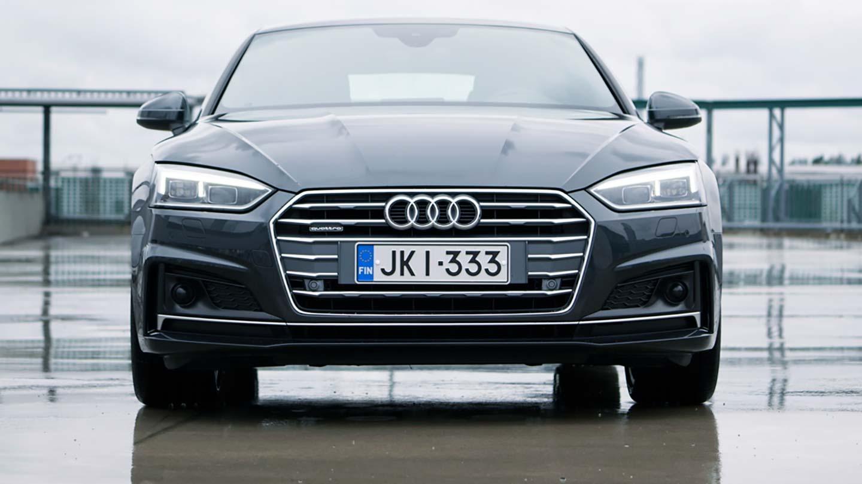 Audi A5 Koeajo