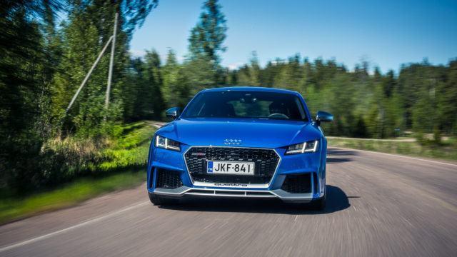 Koeajo: Audi TT RS Coupé – 3,4 sekuntia sataseen!