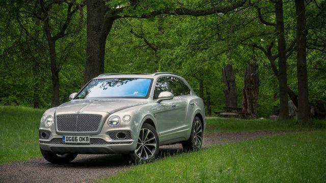 Maistiainen: Bentley Bentayga W12 – katumaasturien kuningas