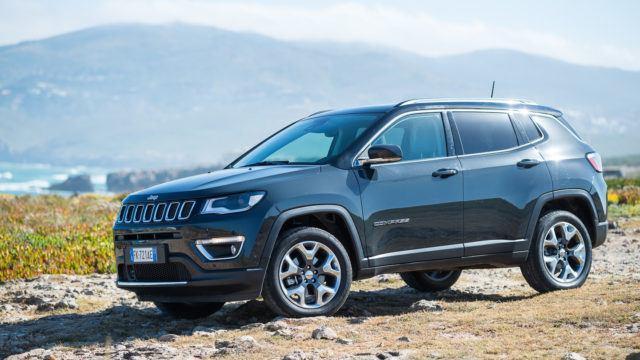 Maistiainen: tasapainoisen taitava – Jeep Compass