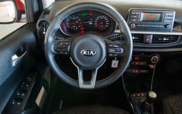 Kia Picanto 1.2 ISG EX