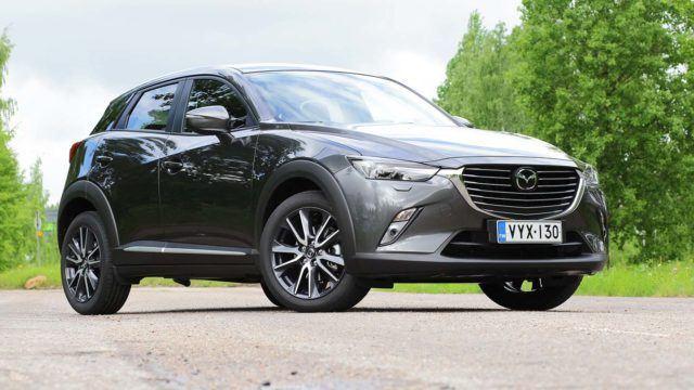 Koeajo: maltillisesti uudistunut – Mazda CX-3