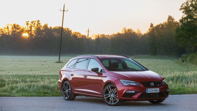 Koeajo: Seat Leon ST Cupra 300 4Drive – Voima herää