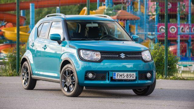Koeajo: Suomen halvin neliveto – sympaattinen Suzuki Ignis