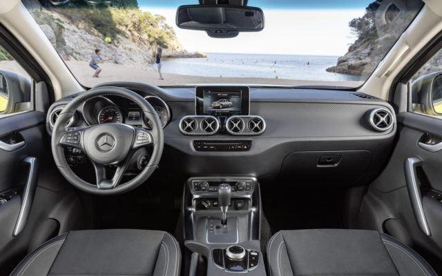 Mercedes-Benz X-sarja