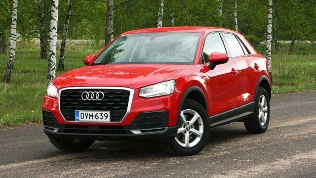 Koeajo: pienesti premiumia – Audi Q2