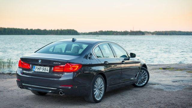 Koeajo: BMW 530e iPerformance – piheys on piuhan päässä