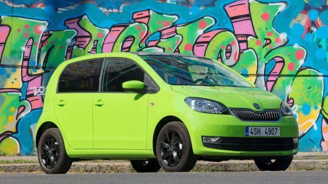 Koeajo: pienempi päivitys – Škoda Citigo