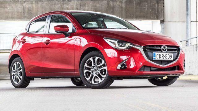 Koeajo: kakkosen kasvojenkohennus – Mazda 2