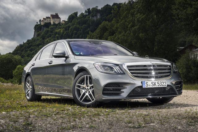 Koeajo: Mercedes-Benz S 500 on ehdokas maailman parhaaksi autoksi