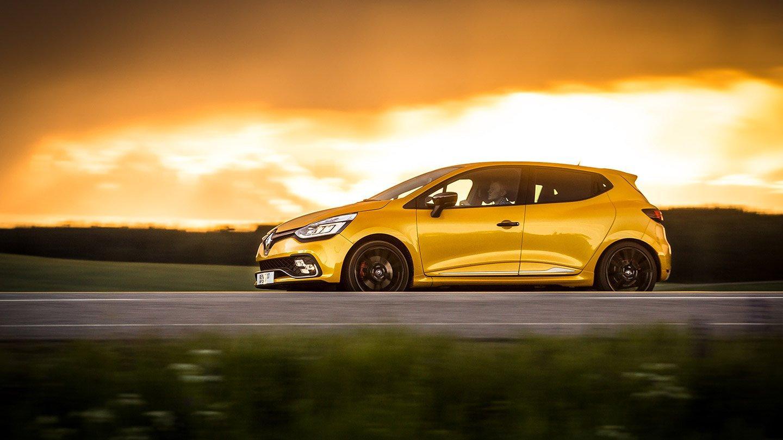 Uusi Renault Clio