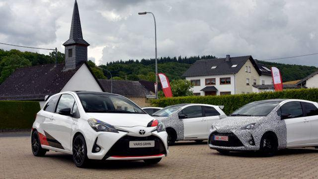 Toyota Yaris Grmn >> Koeajo Toyota Yaris Grmn Tulinen Valays Tulevasta
