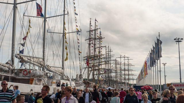 Tall Ships Races 2017